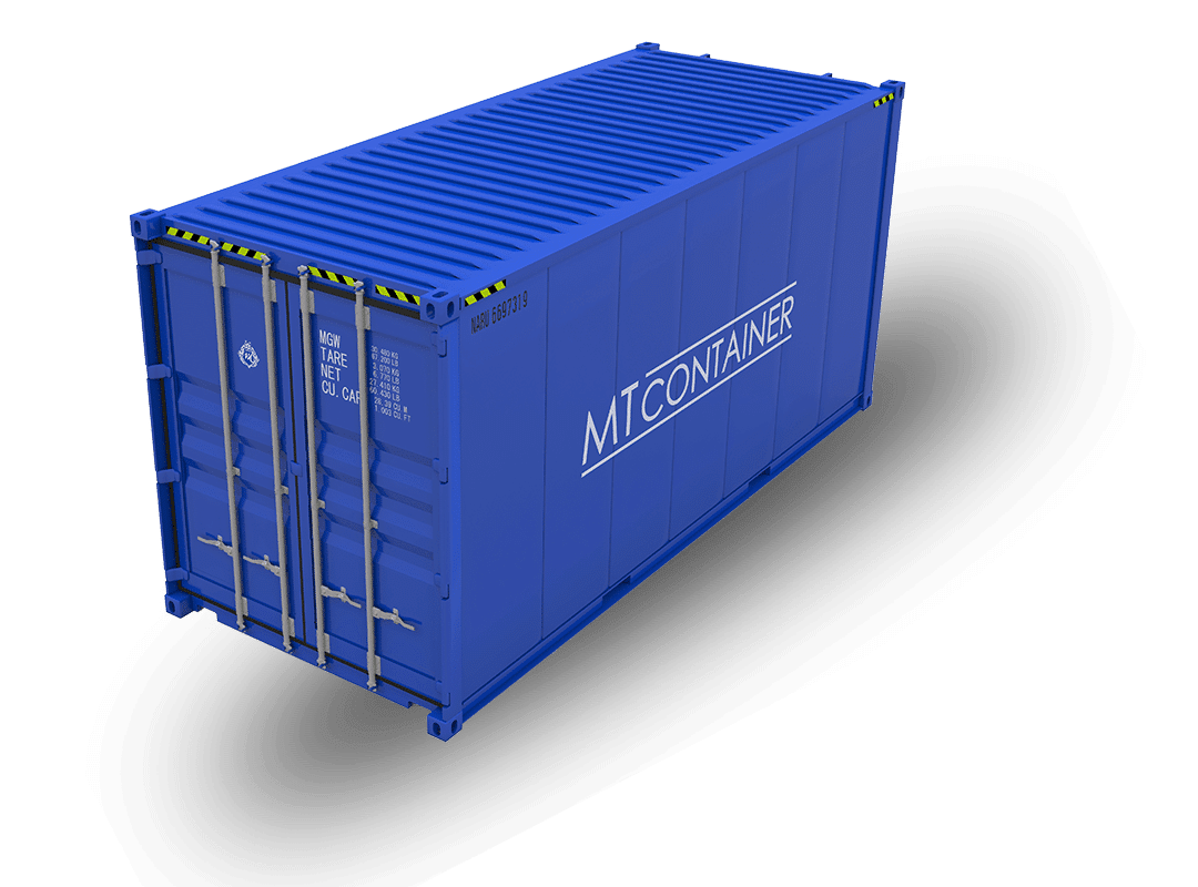 Hardtop Container